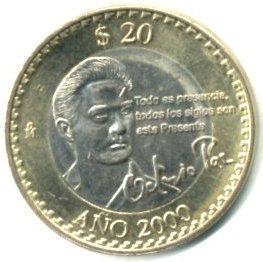 Eres coleccionista de Monedas? Mira todas las de Mèxico!