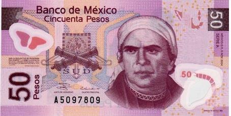 Conoce los billetes y monedas de México